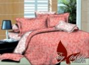 1,5 спальный комплект постельного белья АЖУР, поплин