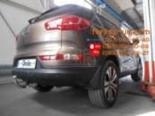 Тягово-сцепное устройство (фаркоп) Kia Sportage (2010-2015)