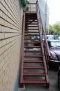 Лестница металлическая (лм-2)