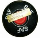 4304009300 Крышка ступицы SAF
