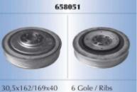 MA658051 Шкiв коленвала 1.9D/ JTD Fiat Doblo 01-