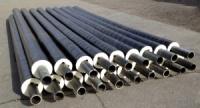 Труба стальная 76/140 предизолированная в ПЕ оболочке