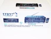 Усилитель UKC AV-326BT Bluetooth Караоке