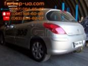 Тягово-сцепное устройство (фаркоп) Peugeot 308 (hatchback) (2007-2013)
