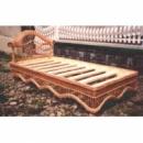 Кровати плетеные из лозы
