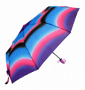 Зонт складной Sunn Rain полуавтомат Разноцветный (MR-1723-6)
