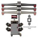 Стенд РУУК 3-D, 4 камеры, с датчиками Hawkeye ELITE® и ПО WinAlign® для VAG (HUNTER)