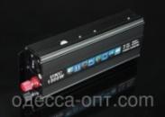Преобразователь Напряжения 24V 220V 1500W Инвертор