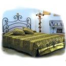 Кованые кровати односпальные