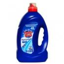 Гель для стирки Power Wash GEL 4 л универсальный (синий)