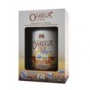 Льняной жир FITNESS AUTHORITY Omega 3-6-9 (120 капсул)