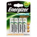 Акум. AA R6 2000mA ENERGIZER Power Plus (4pcs)