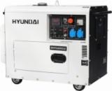 Генератор дизельный HYUNDAI DHY 6000 SE 5,5 кВт