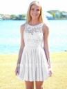 Selljimshop 1 шт. мода женщины лето бинты BodyCon кружева мини платье