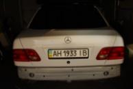 Полная поклейка Mercedes-Benz E-240 W-210