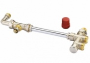 Гарнитура для двухтрубной системы отопления Danfoss