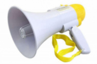 Громкоговоритель MEGAPHONE HW 8C Бело-желтый (55500995)