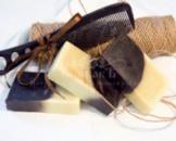 Дегтярное мыло-шампунь Спивакъ