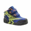 Ботинки синие T-Rex