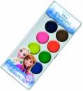 Акварельные краски 12 цветов Серия «FROZEN»