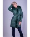 Зимнее женское пальто «Symonder» с мехом