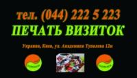 Визитки Нивки Киев