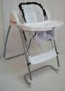 Электронная качеля-стул 2в1 DolcheMio white