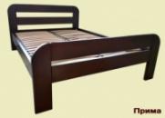 Кровать двуспальная Прима