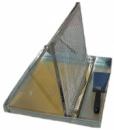 Подставка для распечатывания рамок с лотком и лопаткой