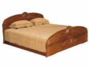 Кровать Антонина 1,60 (лаковая)