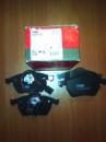 передние тормозные колодки gdb1307 для audi A4 (B5, B6, B7), Passat B5, B6
