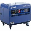 Генератор бензиновый SDMO ALIZE 7500 TE 5,6 кВт трехфазный