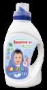 Гель для прання дитячої білизни Karapuz Sensitive 1,5 л Гель для стирки детских вещей Карапуз Сенситив