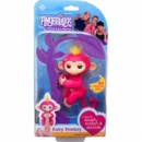 Интерактивная обезьянка (розовая)