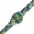 Часы наручные арт «Пальмовые листья»