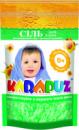 Сіль дитяча для ванн «Карапуз» Череда, 500 г, Соль детская для ванн «Карапуз» Череда