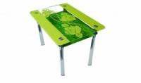 Стеклянные обеденные столы Sentenzo