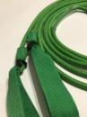 Петли зеленые тканевые для эспандера