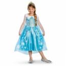 Карнавальный костюм Эльзы из мультильма «Холодное сердце», возраст 7-8 лет
