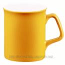 Чашки желтые с логотипом Киев