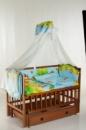 Детская кроватка Анастасия