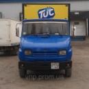Брендирование авто для ТМ TUC по Украине