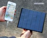 Солнечное зарядное устройство (мини-панель 3,5 Вт 6 Вольт)