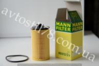 Фильтр масляный Ланос 1,4 АКПП MANN