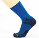 Носки баскетбольные(40-46) DMX7253-2 синий