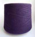 Пряжа LOVE , фиолетовый (15% ангора 65% вискоза 20% РА, 1500м/100г )