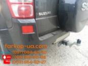Тягово-сцепное устройство (фаркоп) Suzuki Grand Vitara (5 doors) (2005-...)