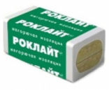 Утеплитель Роклайт Технониколь, 50 мм, 5,76 кв.м./уп.