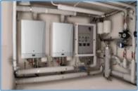 Монтаж котлов отопления (газовых,электро,твердотопливных)