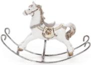 Статуэтка декоративная «Лошадка-качалка» 17см